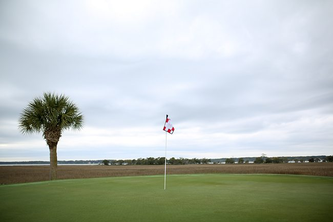 Golf courses in Hilton Head