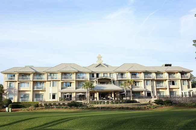 Awesome golf resort in Hilton Head, South Carolina