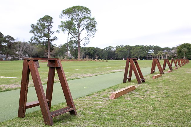 Harbour Town driving range
