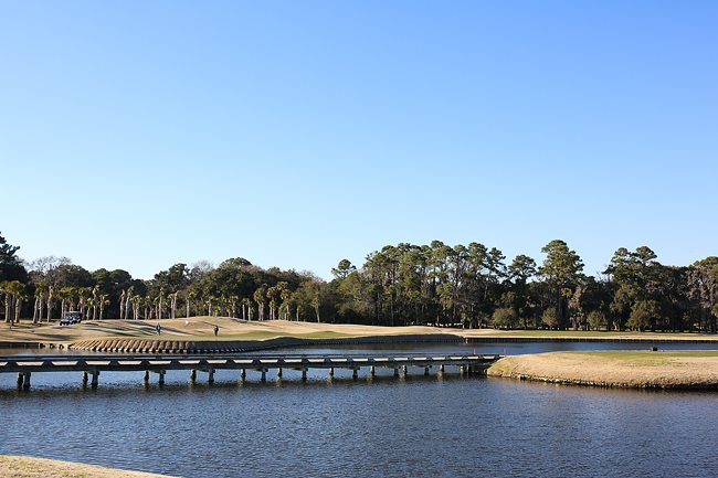 Golf destination in Hilton Head