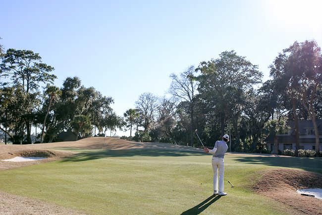 Golf getaway in Hilton Head