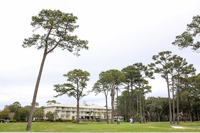 Luxury accommodation in Hilton Head