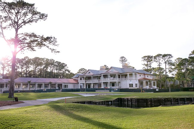 Hilton Head golf destination
