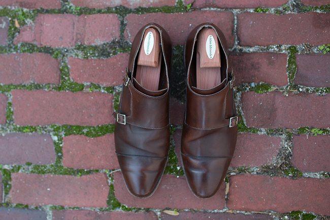 AE Monk Strap Mens Shoe