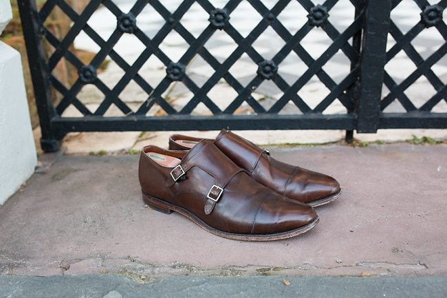 AE Monk Strap Mens Dress Shoes