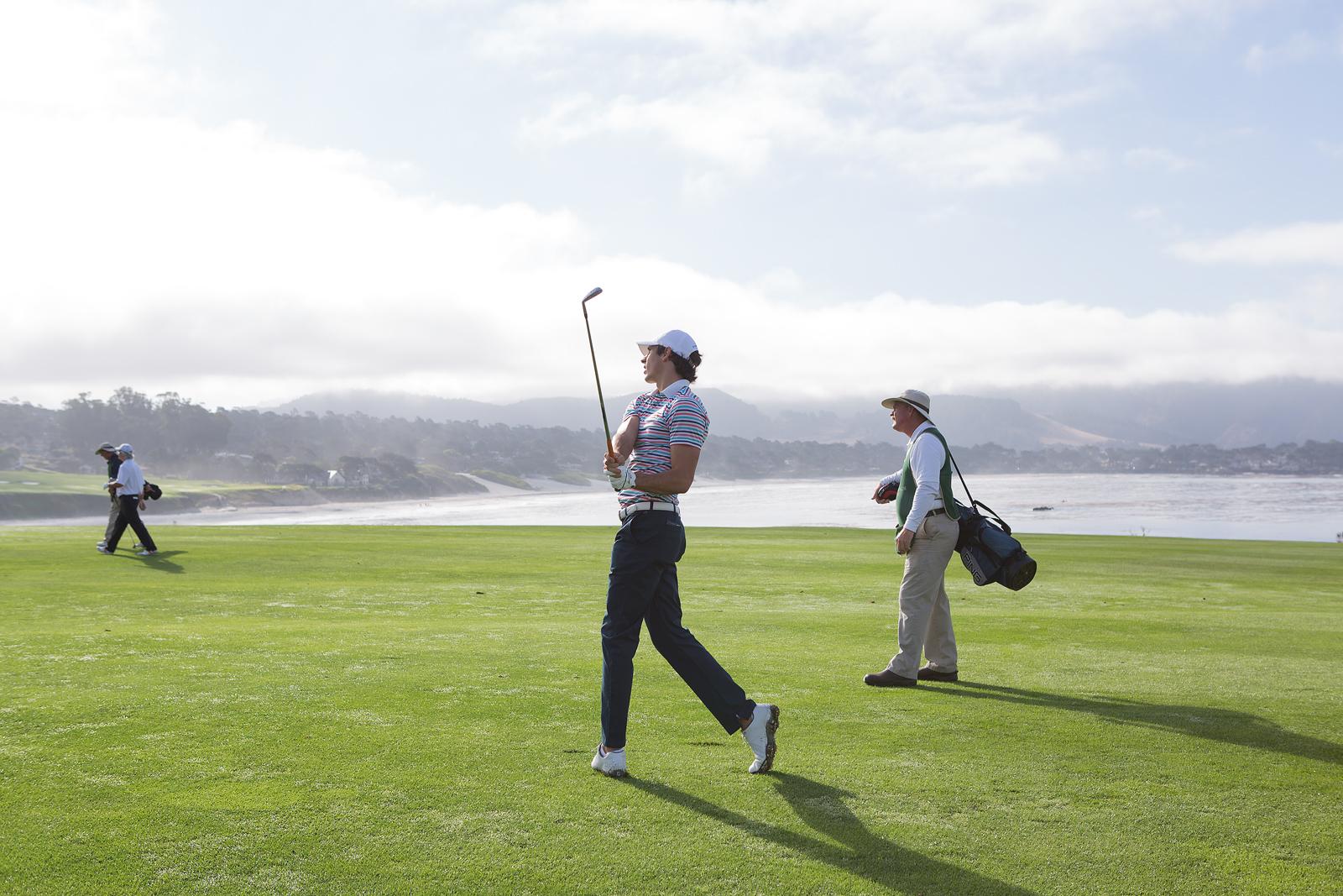 Dream golf getaway