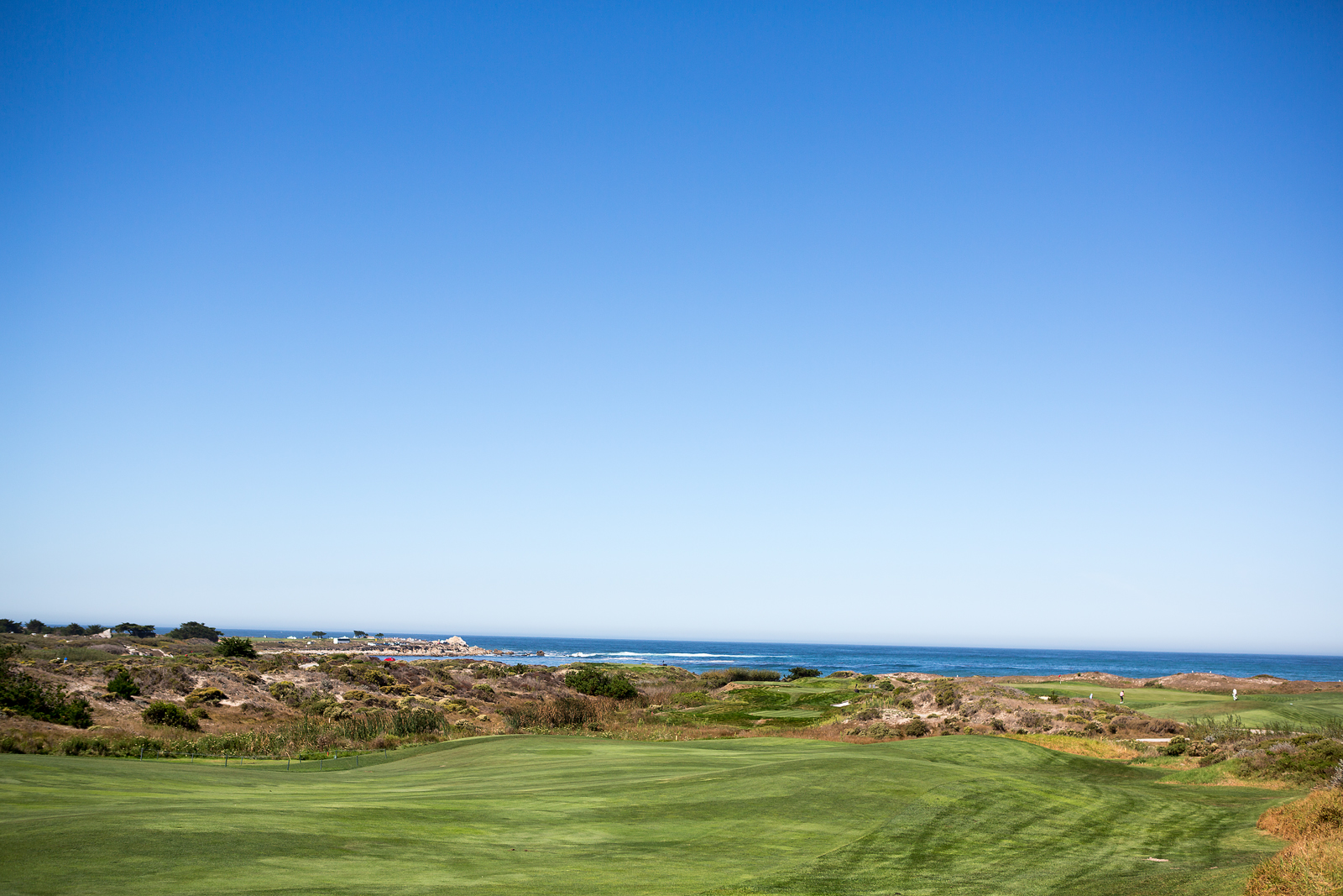 Panoramic Ocean Views at The Links at Spanish Bay