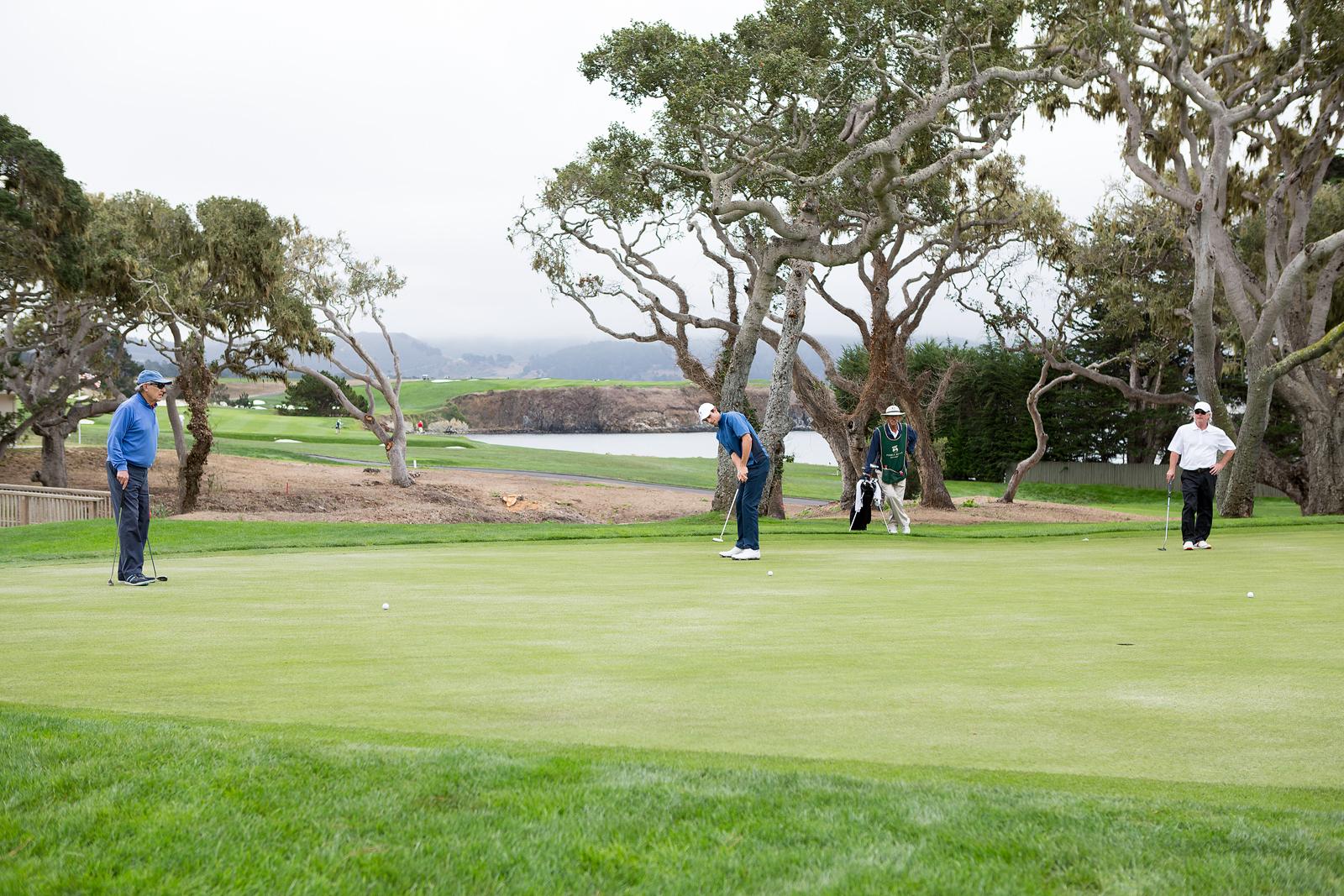 Monterey Peninsula Golf