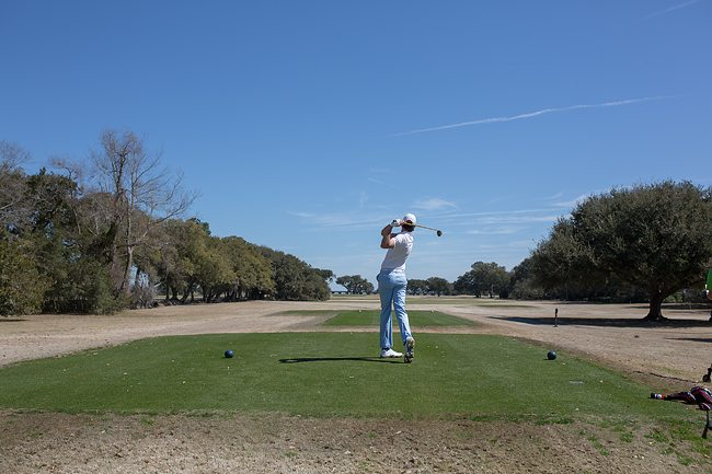 Great golf courses in Charleston