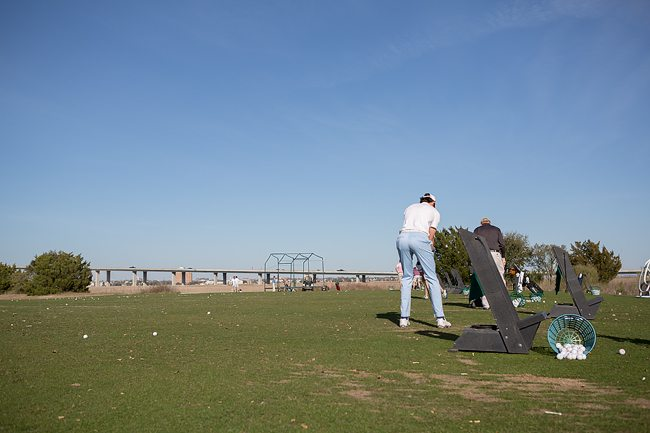 Charleston Driving Range