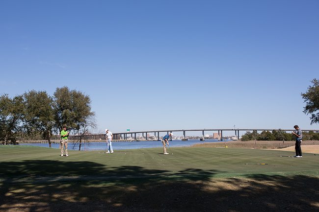 Ashley river golf course