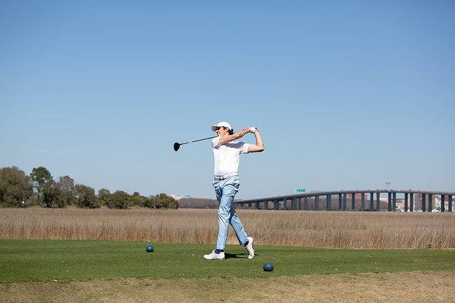 Great golf vacation in Charleston