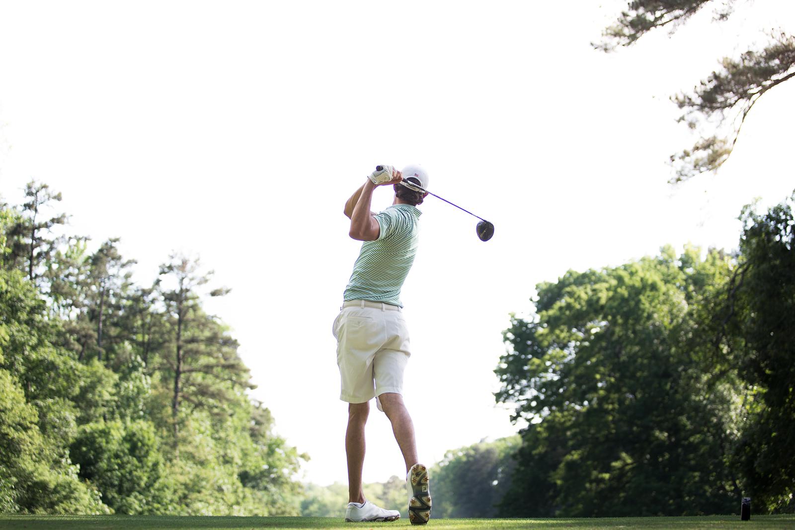 Duke University Golf Narrow Fairways