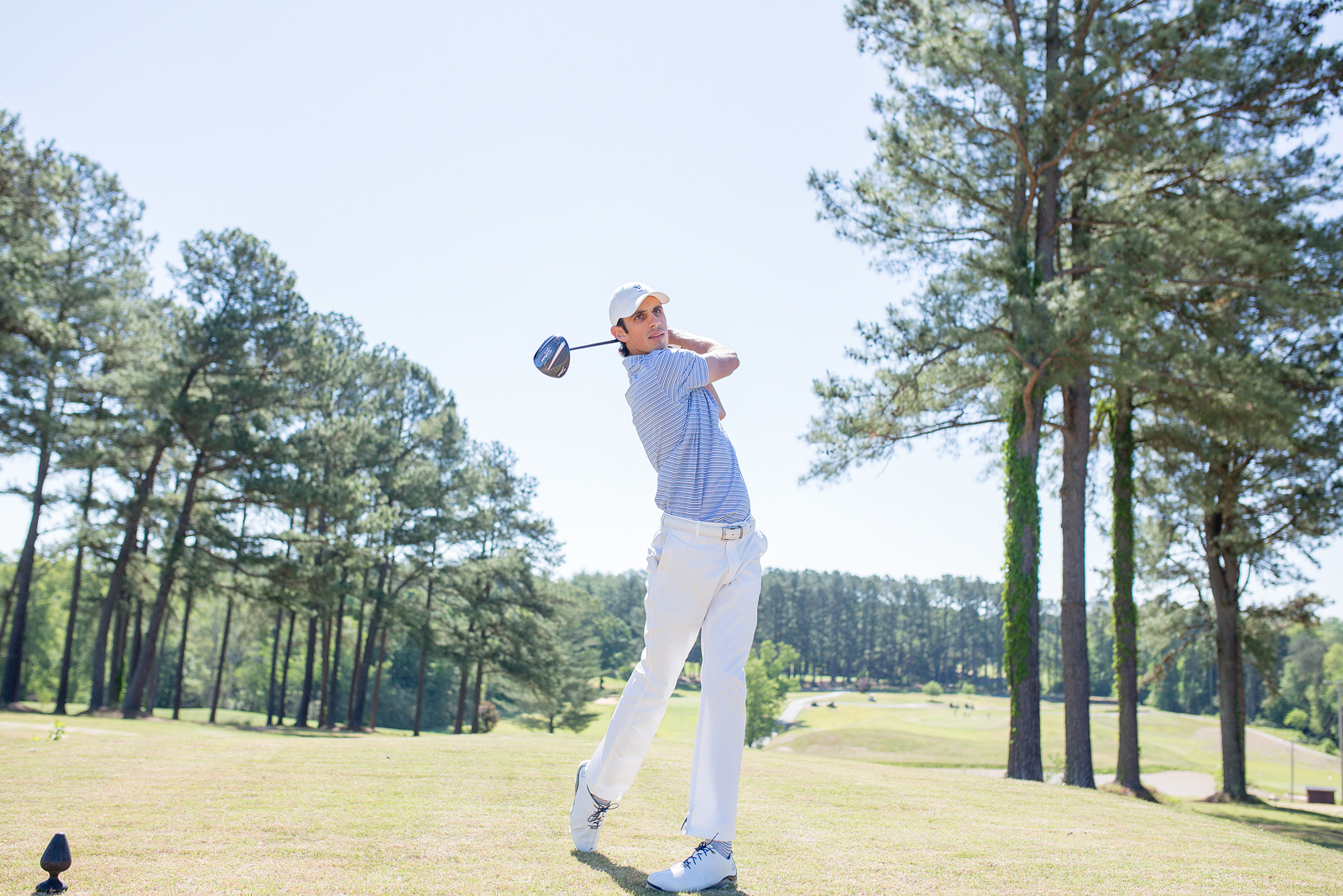 Brushy Mountain Golf Course