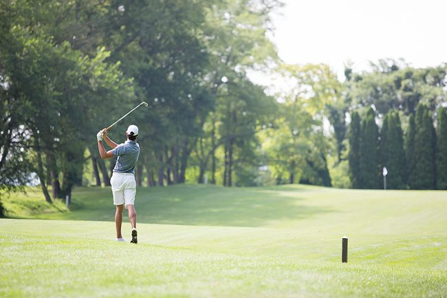 Ideal golf destination in central Pennsylvania