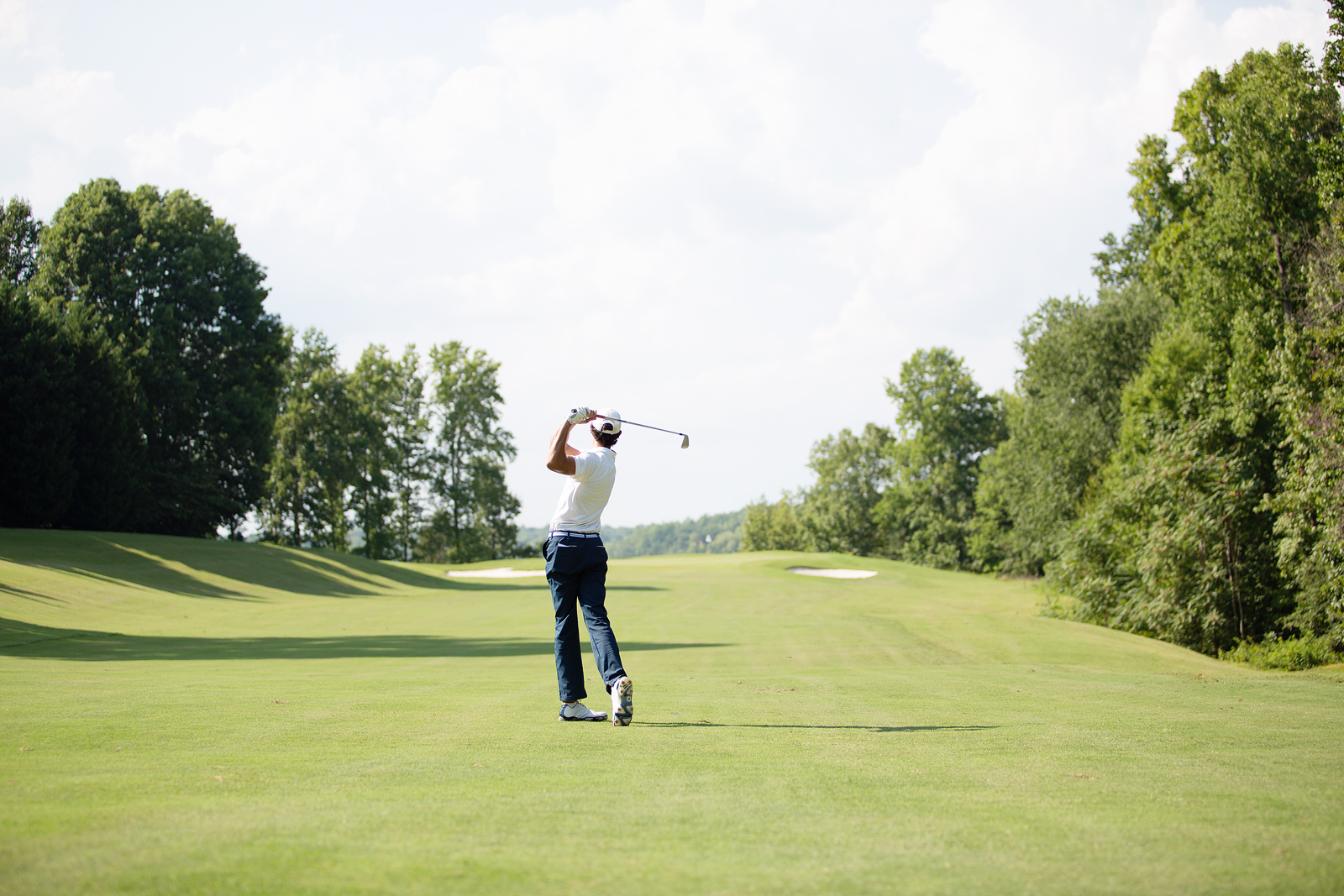 Charlotte golf courses