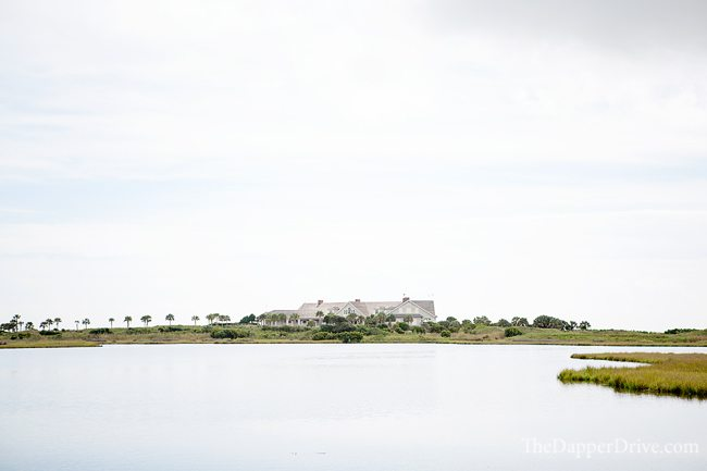 The Ocean Course Clubhouse