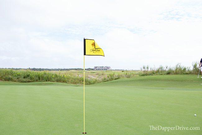 Luxury golf destination