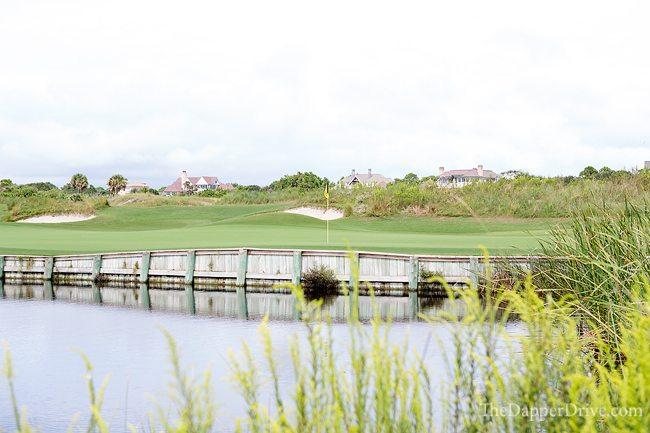 Golf architect Pete Dye