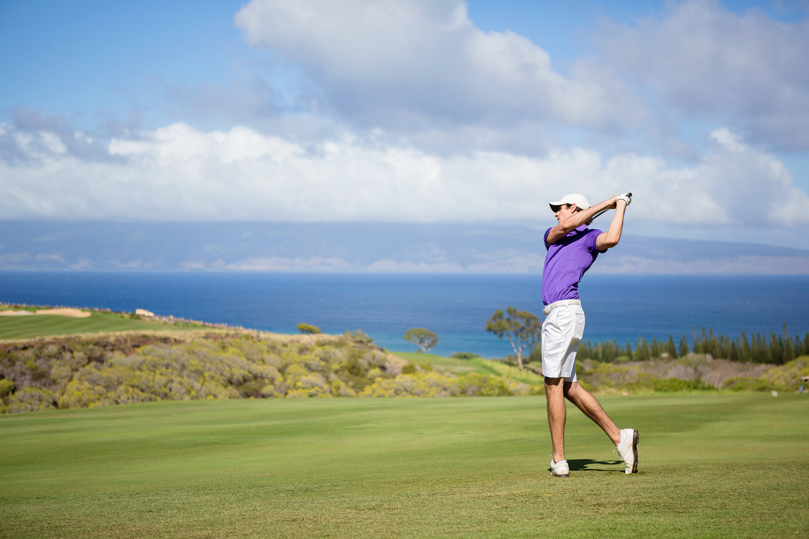 Kapalua Approach