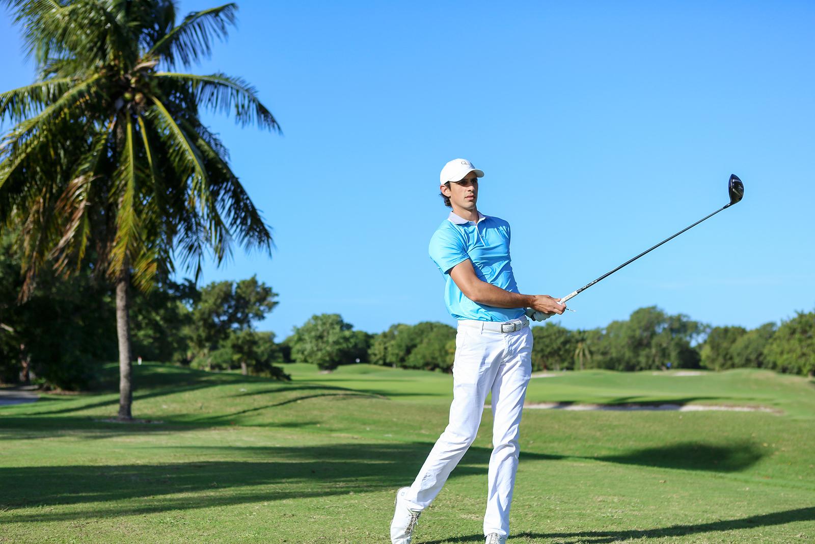 Albatross golf shirt