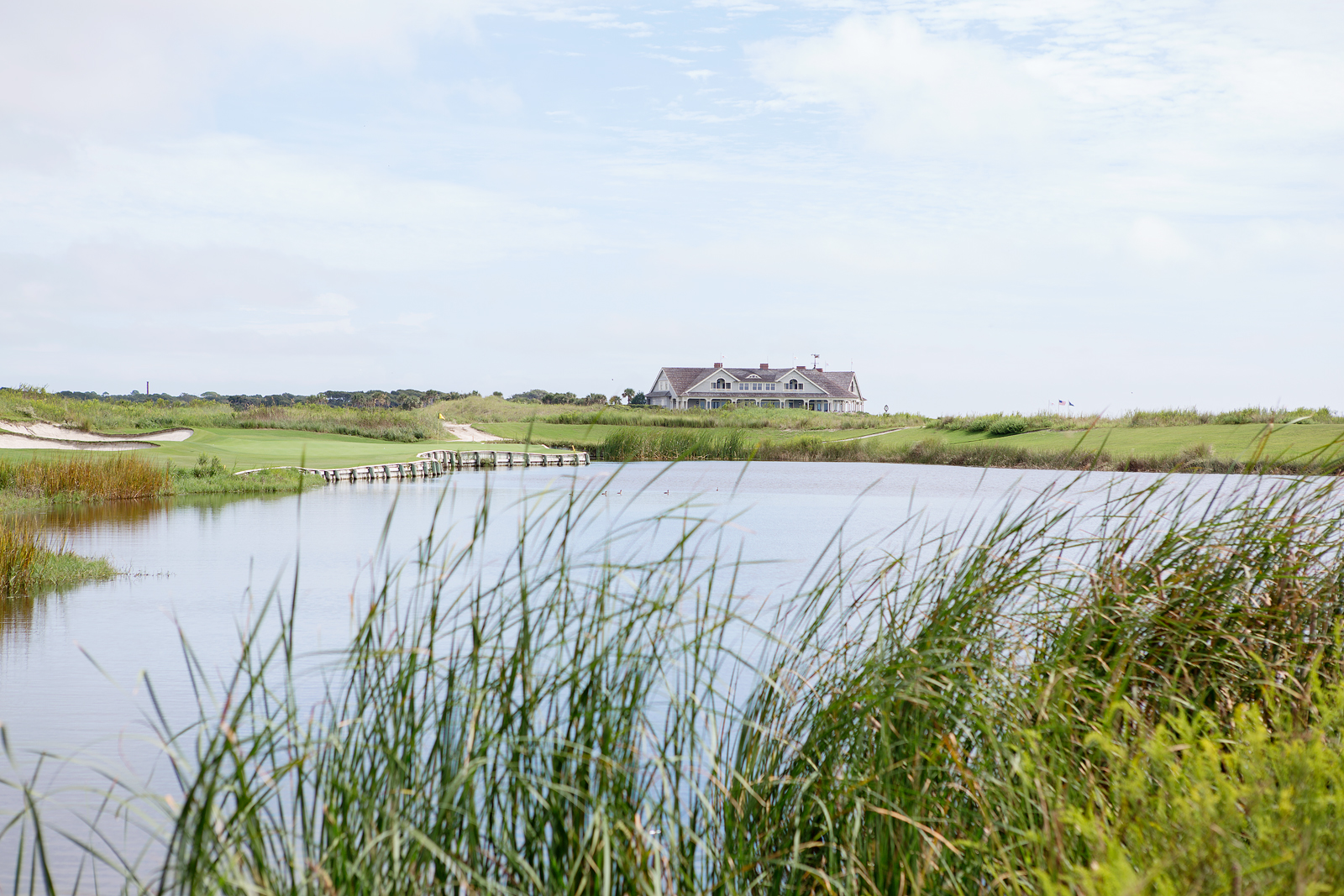 Ocean Course 17th hole