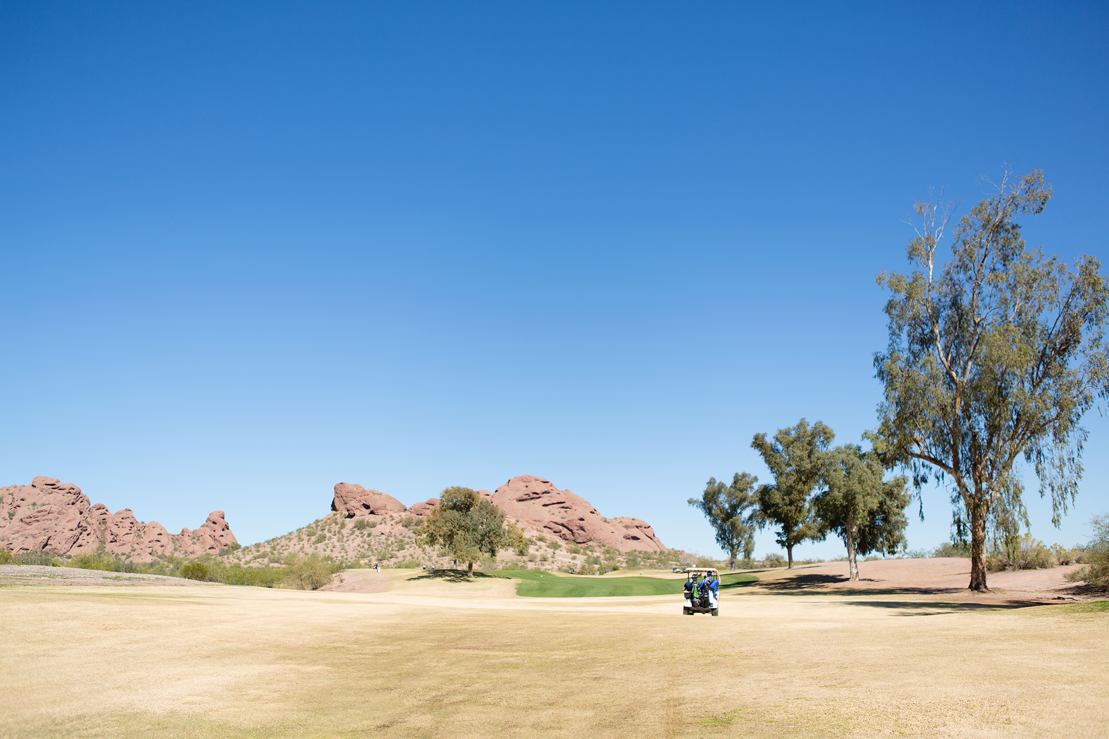 Papago_Hole 2 Tee