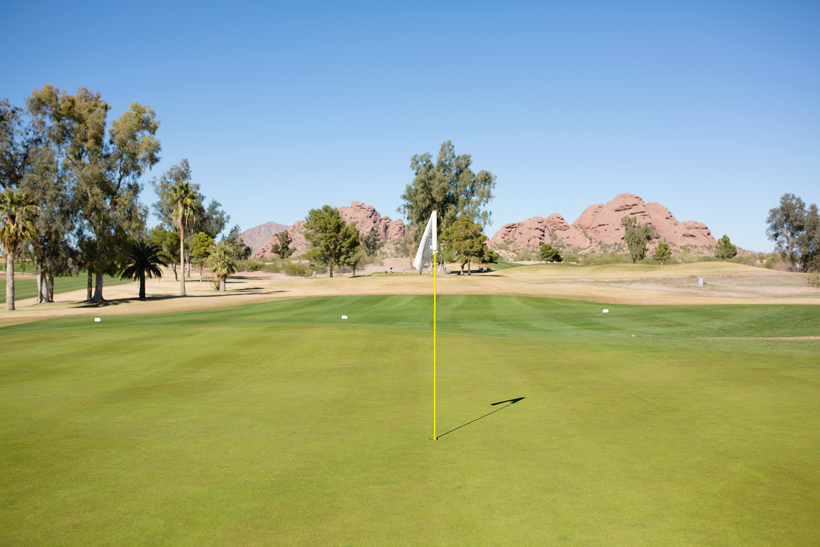 Papago_Hole 4 Green