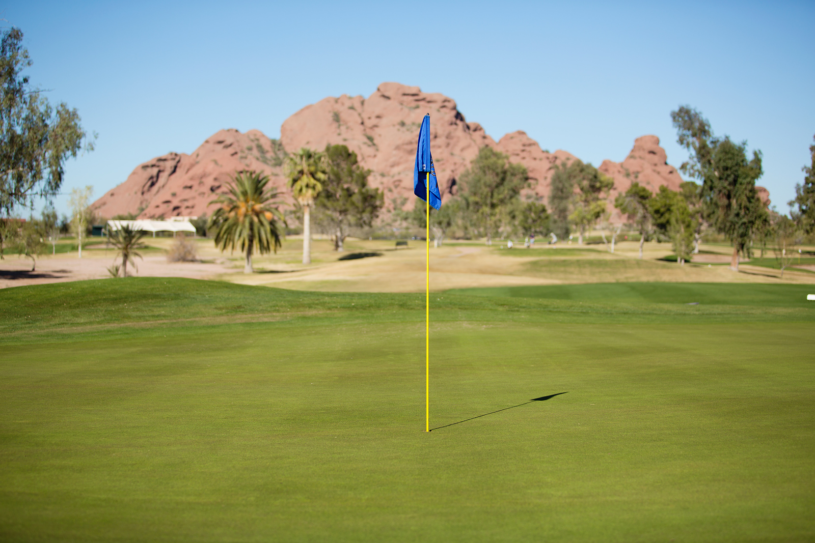 Papago_Hole 8 Green