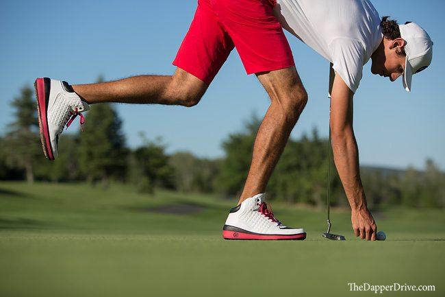 best high top golf shoes