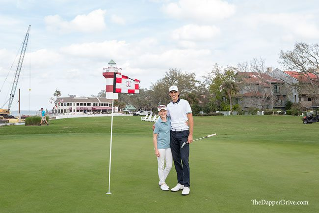 couples golf trip