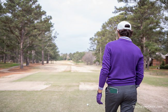 dapper golf apparel