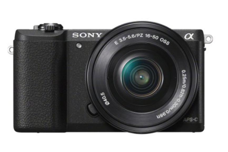Sony 5100 camera
