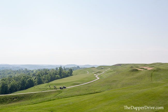 pete dye course in indiana