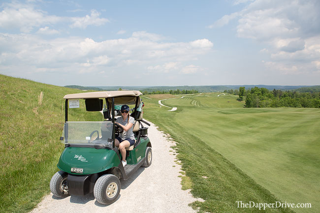 luxury midwest golf resort