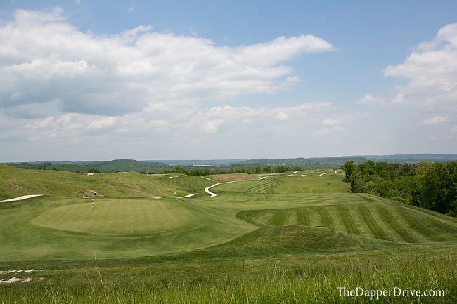 french lick dye course