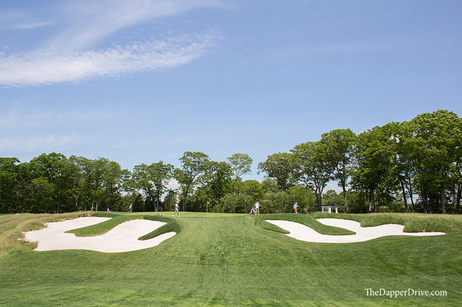 bethpage black golf course bunker renovation