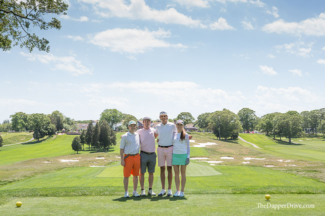 golf digest plays bethpage black