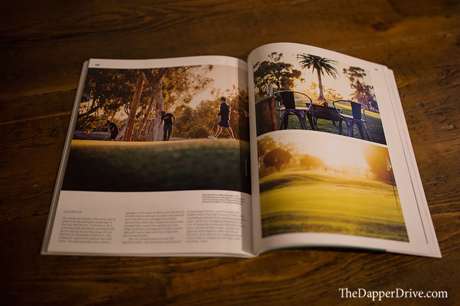 Best magazine in golf. Golfer's Journal