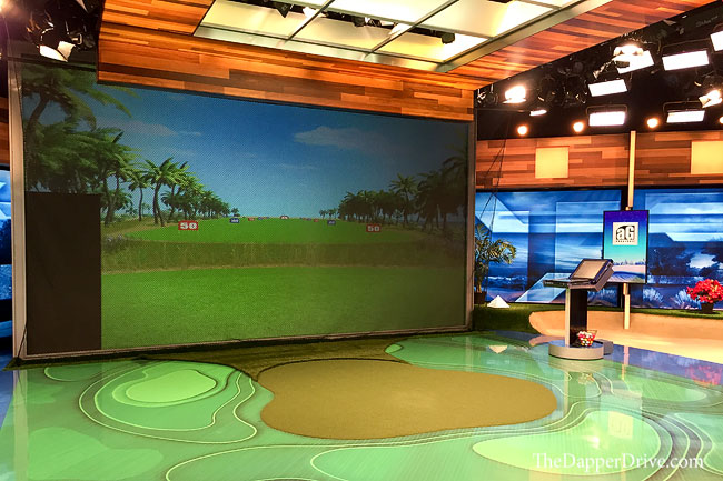 golf channel instruction studio