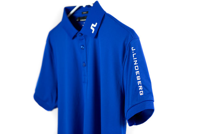 J. lindeberg golf polo