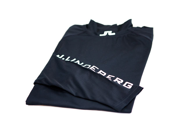 J. Lindeberg Golf compression shirt