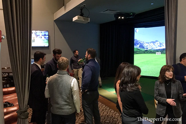 golf & body nyc event