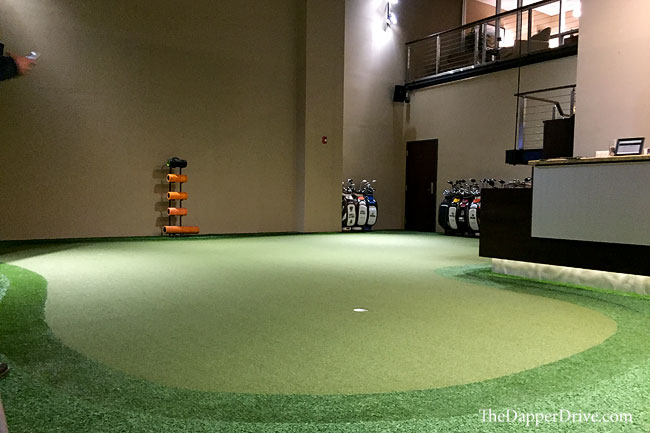 golf & body nyc facilities