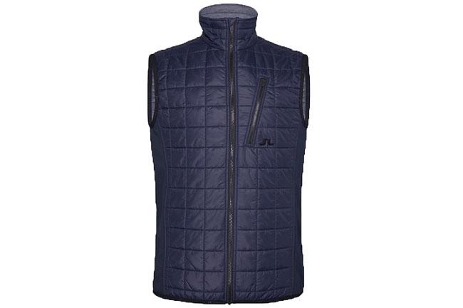 winter golf vest
