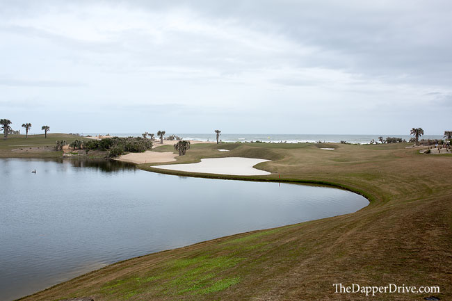 ocean course views