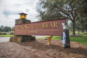 The King & Bear