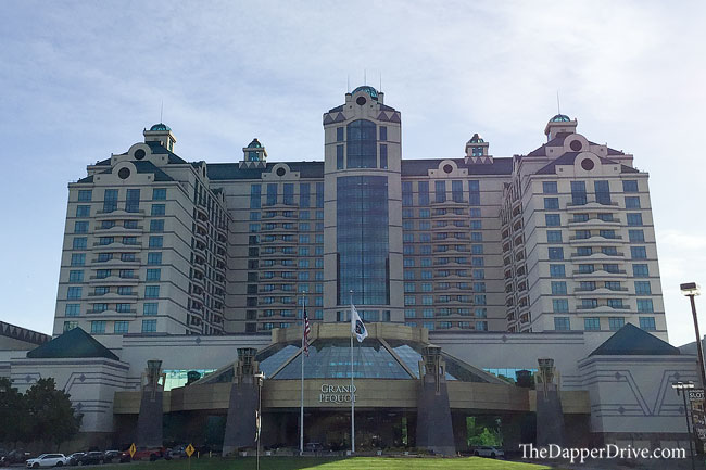 foxwoods resort grand pequot tower