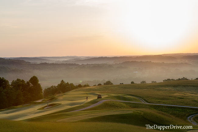 french lick golf sunrise