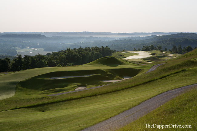 Pete Dye Course at French Lick